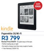 Special Kindle Paperwhite 3G/WiFi — www guzzle co za