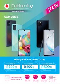 Cellucity : Samsung (01 March - 31 March 2020)