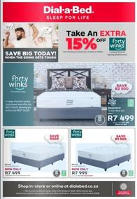 Dial-A-Bed : Take Extra 15% Off (20 March - 25 March 2020)