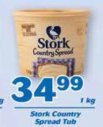 Stork Country Spread Tub-1kg