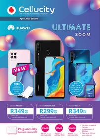 Cellucity : Ulitimate Zoom (01 April - 30 April 2020)