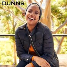 Dunns : Women's Lookbook  (Request Valid Dates From Retailer)