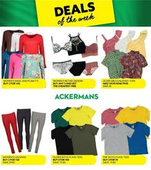 Ackermans : Deals Of The Week (Request Valid Dates From Retailer)
