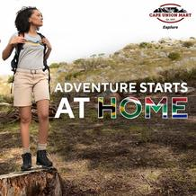 Cape Union Mart : Adventure Starts At Home (Request Valid Dates From Retailer)