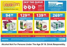 Liquor City : Promotion (12 October - 16 October 2020)