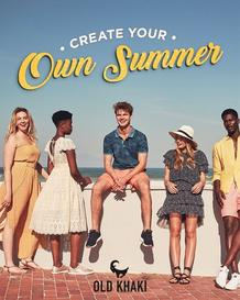 Old Khaki : Own Summer (Request Valid Dates From Retailer)