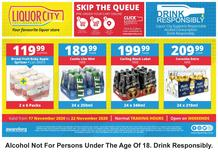 Liquor City : Promotion (17 November - 22 November 2020)