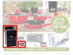 Jet Mart : Festive Deals (30 Nov - 10 Dec 2017), page 1