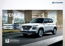 Hyundai : Venue (Request Valid Dates From Retailer)