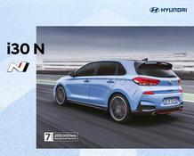 Hyundai : i30N (Request Valid Dates From Retailer)