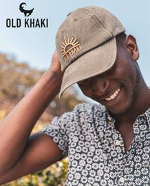 Old Khaki : Men's Lookbook (Request Valid Dates From Retailer)