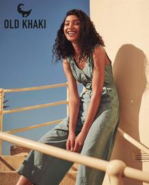 Old Khaki : Women's Lookbook (Request Valid Dates From Retailer)