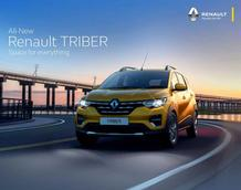 Renault : Triber (Request Valid Dates From Retailer)