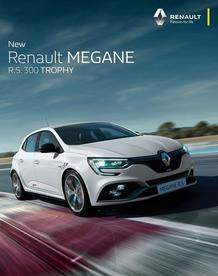 Renault : Megane (Request Valid Dates From Retailer)