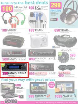 Special Logik Bt Usb Sd Car Radio Rsh 441985 Www Guzzle Co Za