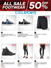 Total Sports : 50% OFF Deals  (Request Valid Dates From Retailer)
