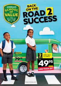 Ackermans : Back On The Road 2 Success (1 January - 31 January 2021)