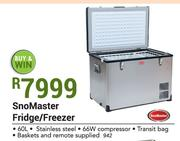 Special Sno Master 60L Fridge/Freezer — www guzzle co za
