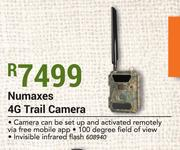 Numaxes 4G Trail Camera