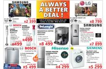 Tafelberg Furnishers : Always A Better Deal (07 July - 12 July 2020)