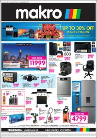 Makro : April Big Bang (25 April - 02 May 2021)
