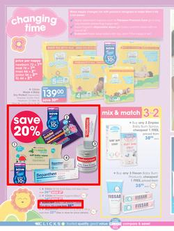 Clicks : Autumn Baby Savings (12 Apr - 14 May 2017), page 4