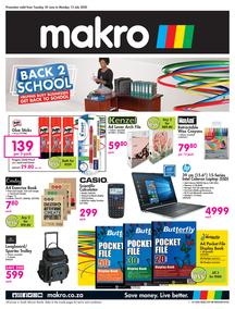 Makro : Back To School (30 June - 06 July 2020)