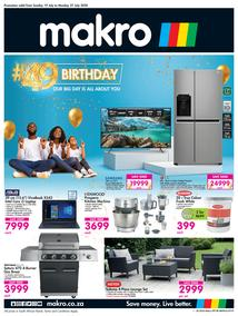 Makro : #49 Birthday (19 July - 27 July 2020)