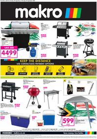 Makro : Braai Catalogue 2 (20 September - 24 September 2020)