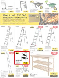 Magnificent Special Builders 2 Step Steel Ladder Step Stool Guzzle Ocoug Best Dining Table And Chair Ideas Images Ocougorg