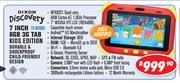"Dixon Discovery 7"" 8GB 3G Tab Kids Edition Durable & Shockproof Child Friendly Design TS-M706D"