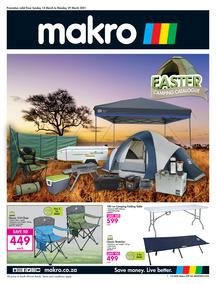 Makro : Camping (14 March-29 March 2021)