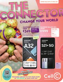 Cell C : The Connector (01 April-27 April 2021)