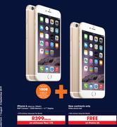 Apple iPhone 6-On uChoose Flexi 175 Free On Promo 65