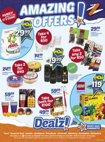 Dealz : Amazing Offers (24 May - 05 Jun 2019)