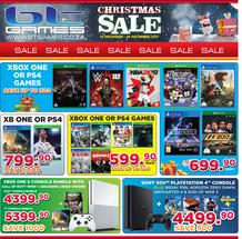 BT Games : Christmas Sale (13 Dec - 24 Dec 2017)