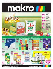 Makro Cape Town : Food (11 March - 24 March 2021)