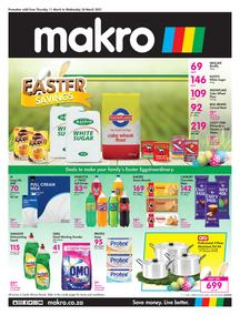 Makro Gauteng : Food (11 March - 24 March 2021)