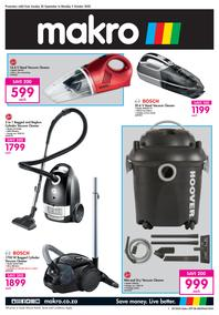 Makro : Floorcare (20 September - 05 October 2020)