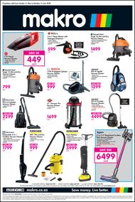 Makro :  Floorcare (31 May - 15 June 2020)