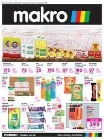 Makro Western Cape :  Food (02 September - 15 September 2020)
