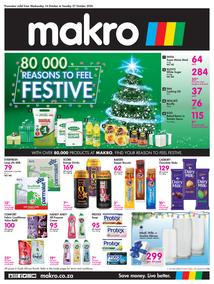 Makro Cape Town :  Food (14 October - 27 October 2020)