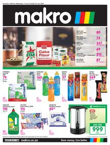 Makro Cape Town : Food (17 June - 30 June 2020)