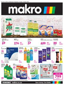 Makro Cape Town :  Food (30 September - 13 October 2020)