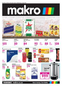 Makro Cape Town : Food (08 April - 21 April 2021)