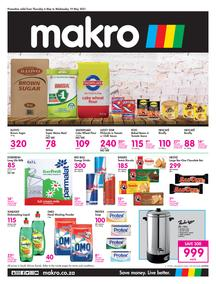Makro Gauteng : Food (06 May - 19 May 2021)