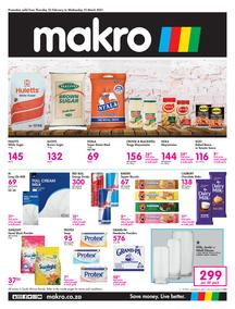 Makro Kwa Zulu-Natal : Food (25 February - 10 March 2021)