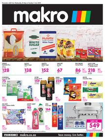Makro Port Elizabeth : Food (20 May - 02 June 2020)