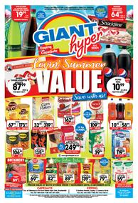 Giant Hyper : Summer Value (07 Nov - 02 Dec 2018)
