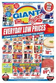 Giant Hyper : Everyday Low Prices (06 Jun - 01 Jul 2018)